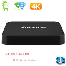 Alfawise Z1 Android Tv Box Dual Band Wi-Fi BT4.1 Smart Media Player 3GB+32GB Eu