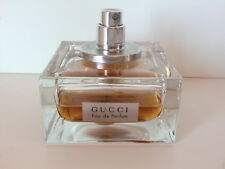 "Gucci Eau de Parfum I ""Classic"" EDP Nat Spray 60ml - 2.0 Oz -USED- 50% Full"