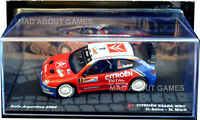 CARLOS SAINZ CITREN XSARA WRC 1:43 Rally Car model models miniature Spain