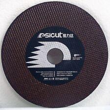 "(10)  6""x1/16""x7/8"" T41 Ultrathin Abrasive Grinding Cutoff Wheel Metal Cutting"