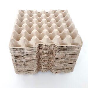 Eierkartons Eierpappe Eierhöcker Eierlagen Eierschachteln Lage für 30 Eier 25 -1