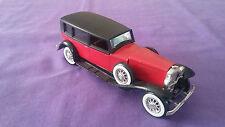 Véhicule Miniature « Duesenberg J » Solido 1/43 En Très Bon Etat