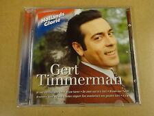 CD HOLLANDS GLORIE / GERT TIMMERMAN