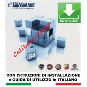 ePER Banca Dati Auto catalogo ricambi EPC officina FIAT LANCIA ALFA ROMEO ABARTH