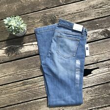 Gap Long And Lean Flare Jeans Size 4/ 27 Regular NWT!