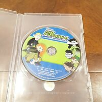 Kim Possible - A Sitch in Time DISNEY (DVD, 2004) EUC FAST SHIPPING
