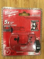 mikwaukee 48-22-4251 mini pipe tubing cutter