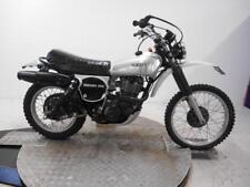 1978 Yamaha XT500E Unregistered US Import Barn Find Classic Restoration Project