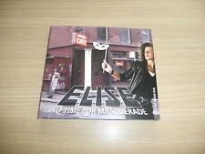 @ CD ELISE - NO TIME FOR MASQUERADE 2014 RELEASE + BONUS DVD / 500 COPIES