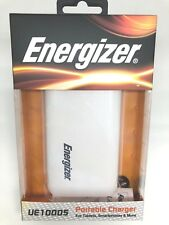 PORTABLE CHARGER ENERGIZER 10000 mAh UE10005 CHARGING TABLETS,CELLPHONES & MORE