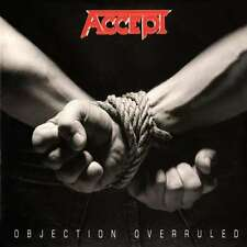 Accept - Objection Overruled NEW CD
