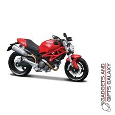 1:12 Mc Ducati Monster 696 Kit Motorbike Motorcycle Detailed Replica Model