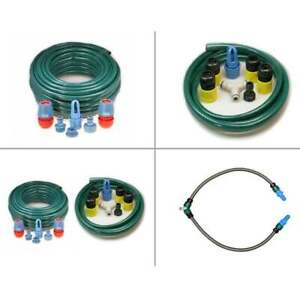 Quickfill Wasserbett Befüllset UNO oder Duo - Schlauchset kompatibel zu Gardena