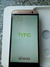 HTC One M8s - 16GB - Gold (Ohne Simlock) Smartphone