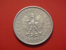 Poland Zloty, 1992, Eagle Bird