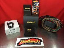 Haltech ELITE 1500 ECU W/ PREMIUM HARNESS HT-150904 & RACEPAK IQ3 LOGGER DASH