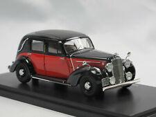 ESVAL MODELS 1938 Humber Super Snipe Saloon red/black Limited Edition 1/43