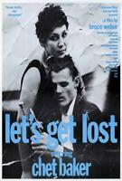 Let's Get Lost Movie POSTER 27 x 40 Chet Baker, Carol Baker, D