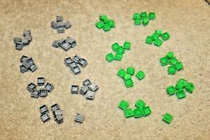 Hotéis e dados Casas hotéis Vermelho Verde Monopólio de substituição Casas