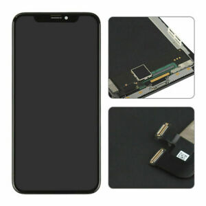Soft OLED LCD Screen OEM For iPhone X XS XR Touch Display Digitizer Replacement