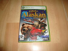 Pal version Microsoft Xbox 360 Cabelas Alaskan Adventure