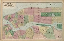 Long Island New York 1873 Atlas maps land ownership plats county DVD T9