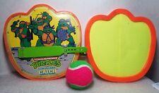 Vintage 1991 TMNT Cowabunga Catch Hook & Loop Playset Mirage Remco Toys