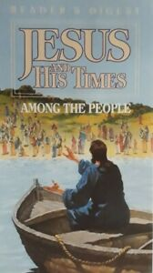 Jesus And His Times-Among The People VHS Video.1991 Reader's Digest RDV 87 066/2