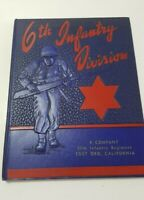 US Army 1st Infantry Division 20th Infantry Regiment Ft Ord Sept '53 Autographed