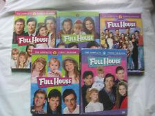 Lot von 19 ~ Full House Staffeln 1, 3, 4, 5, 8 ~ 19 Disc ~ DVD ~ lbdvp