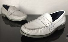 Cole Haan Air Monroe Penny Silver Reflective 3M Loafer Men's Size 10 M RARE