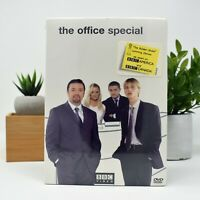The Office Special DVD - BBC Ricky Gervais - NEW SEALED - Region 1