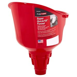 Flo Tool Super Quick Fill Funnel Motor Oil