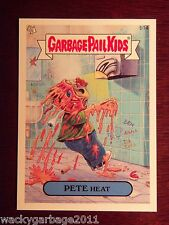 "2006 GARBAGE PAIL KIDS All New Series 5 ANS-5 B-14 ""Pete Heat"" Bonus Card"