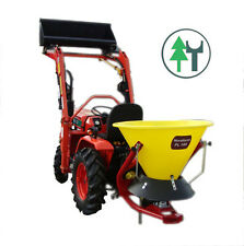 Heckstreuer Nordfarm PL180 Saatstreuer Winterdienststreuer  für Traktoren