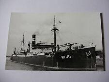 E353 - WIIRI - Merchant Ship PHOTO