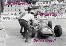 Jim Clark Lotus 25 Monaco Grand Prix 1963 Photograph 11