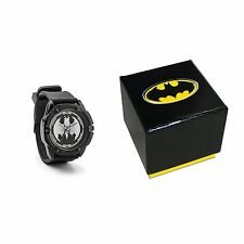 DC Comic Official License Exclusive Batman Shattered Watch Stainless Steel MISB