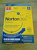 Norton 360 Deluxe 5 devices