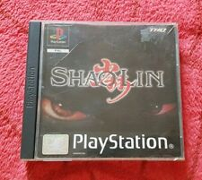 Shaolin PS1 Game
