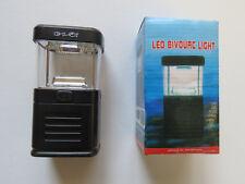 Pêche carpe de nuit - lampe de biwy ou de camping