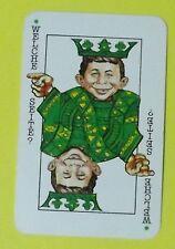 Ersatzkarte Mad Kartenspiel // Welche Seite Grün