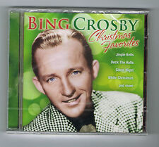 BING CROSBY - CHRISTMAS FAVORITES - CD 18 TITRES - 2011 - NEUF NEW NEU