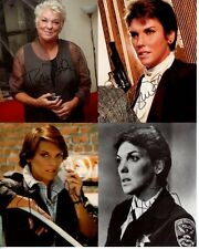 TYNE DALY signed autographed CAGNEY & LACEY COLLAGE photo