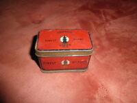 Mini Scatola di Latta CEYLON TIBET TEA 25 gr. - vintage