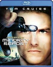 Minority Report (Blu-ray Disc, 2010, 2-Disc Set) New Tom Cruise Free Shipping