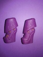 Monster High Doll Scary Tales Clawdeen Little Dead Riding Wolf Shoes Boots