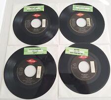 Terri Clark 45's Country Records -  Unsung Hero / A Little Gasoline Lot of 4 VG+