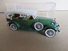 108G Rio 50 Lincoln Sport Phaeton 1928 Green 1:43