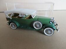 108G Rio 50 Lincoln Sport Phaeton 1928 Verde 1:43